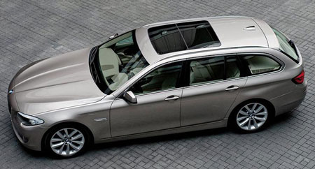 универсал BMW 5-Series Touring