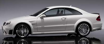 тюнинг Mercedes CLK 63 AMG Black Series