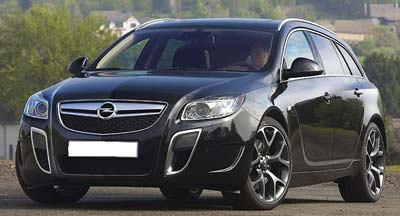 Opel Insignia Sports Tourer OPC - спортивный сарай