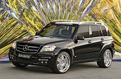 Mercedes-Benz GLK Widestar от Brabus